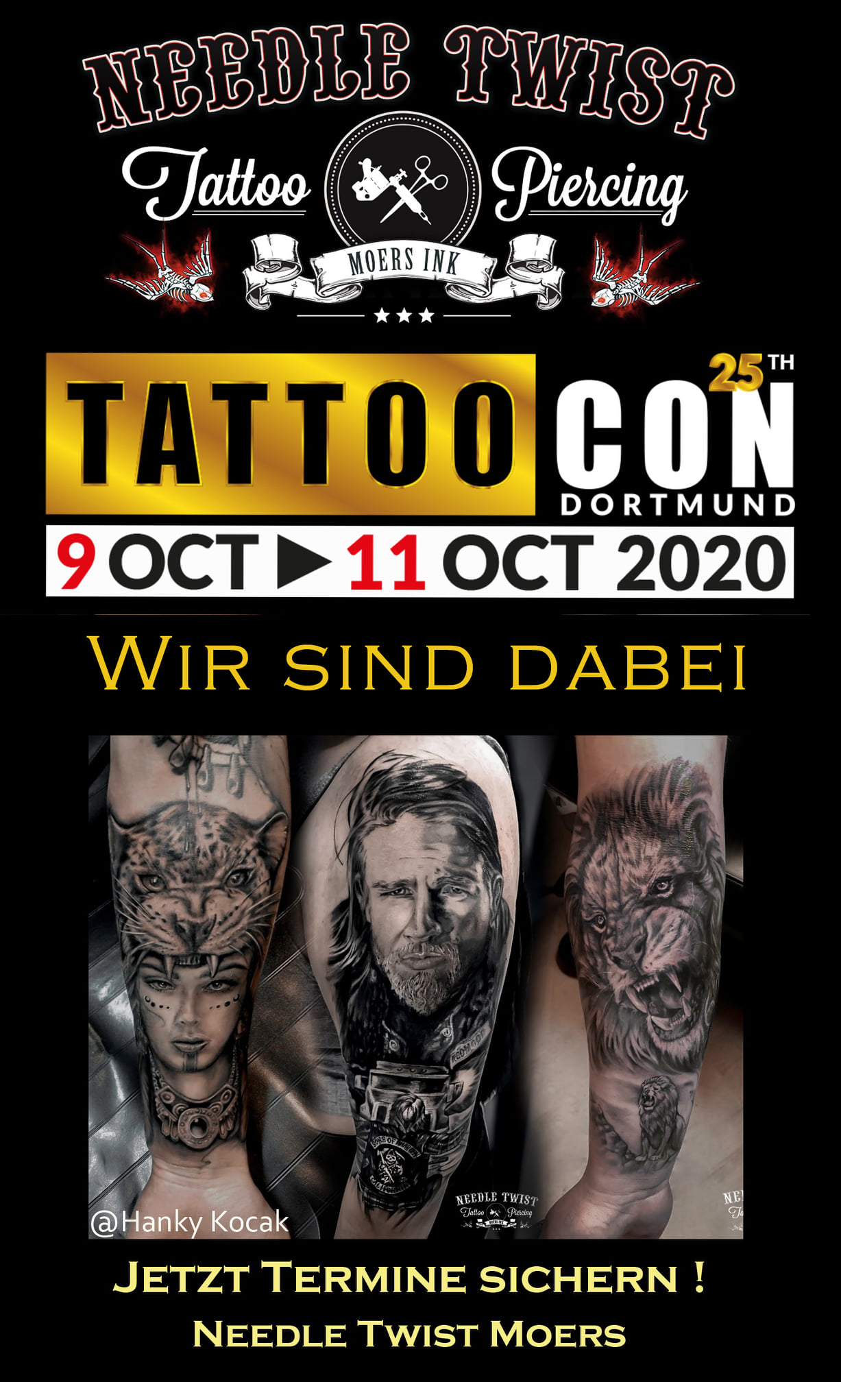 Tattoo Show Dortmund